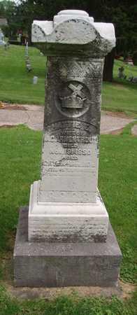 CLARINGBOLD ARMENTROUT, HATTIE E. - Johnson County, Iowa | HATTIE E. CLARINGBOLD ARMENTROUT
