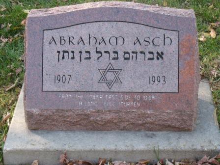 ASCH, ABRAHAM - Johnson County, Iowa | ABRAHAM ASCH