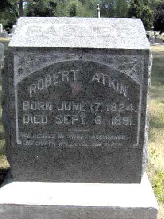 ATKIN, ROBERT - Johnson County, Iowa | ROBERT ATKIN