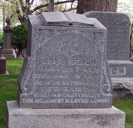 BEACH, ABEL - Johnson County, Iowa | ABEL BEACH