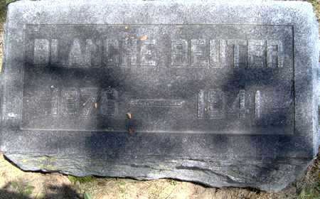 BEUTER, BLANCHE - Johnson County, Iowa | BLANCHE BEUTER