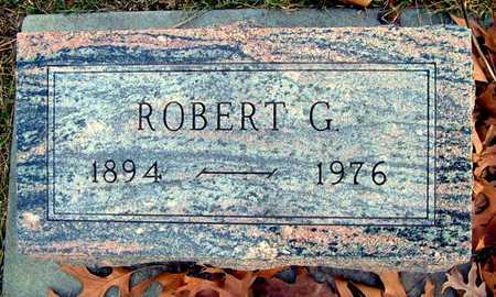 BOWMAN, ROBERT G - Johnson County, Iowa | ROBERT G BOWMAN