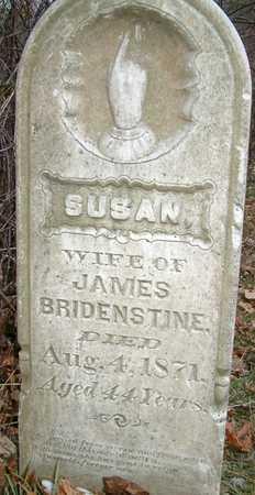 BRIDENSTINE, SUSAN - Johnson County, Iowa | SUSAN BRIDENSTINE