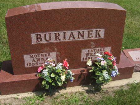 BURIANEK, WESLEY - Johnson County, Iowa | WESLEY BURIANEK