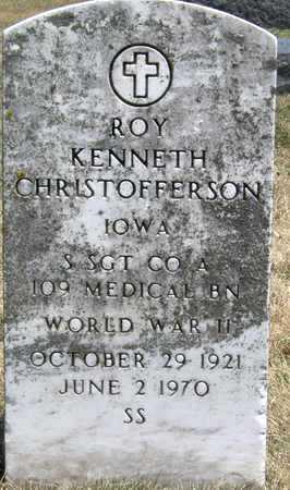 CHRISTOFFERSON, ROY KENNETH - Johnson County, Iowa | ROY KENNETH CHRISTOFFERSON