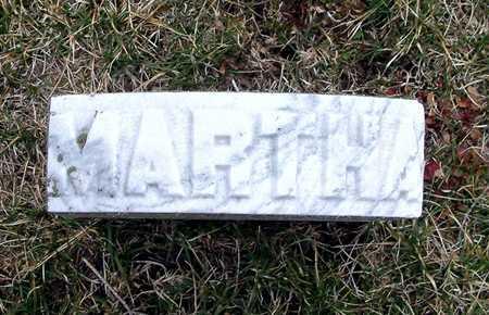ZELLER COLONY, MARTHA E - Johnson County, Iowa   MARTHA E ZELLER COLONY