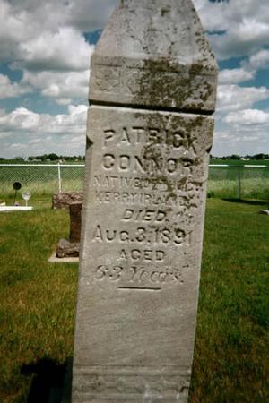 CONNOR, PATRICK - Johnson County, Iowa | PATRICK CONNOR