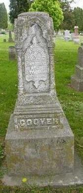 COOVER, JOHN - Johnson County, Iowa   JOHN COOVER