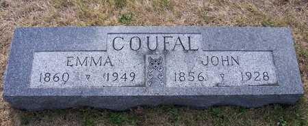 COUFAL, EMMA - Johnson County, Iowa | EMMA COUFAL