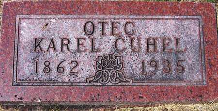 CUHEL, KAREL (CHARLES) - Johnson County, Iowa | KAREL (CHARLES) CUHEL