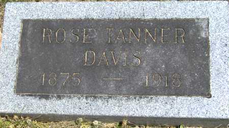 DAVIS, ROSE - Johnson County, Iowa | ROSE DAVIS