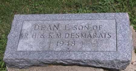 DESMARAIS, DEAN F - Johnson County, Iowa | DEAN F DESMARAIS