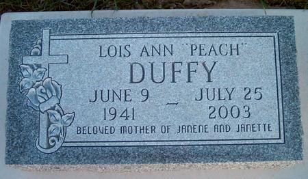 DUFFY, LOIS ANN