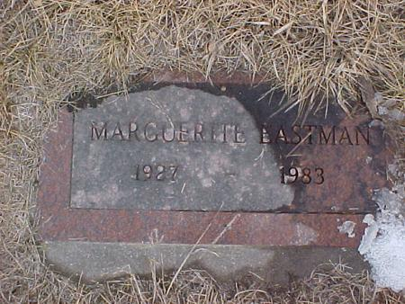 EASTMAN, MARGUERITE - Johnson County, Iowa | MARGUERITE EASTMAN