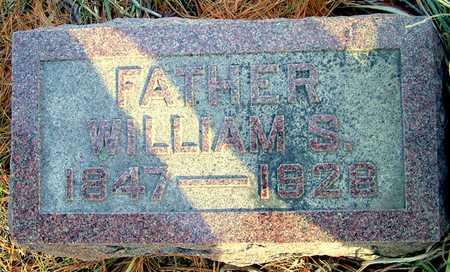 FILES, WILLIAM S - Johnson County, Iowa   WILLIAM S FILES