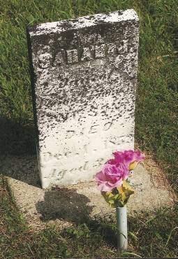 FLINT, SARAH J. - Johnson County, Iowa   SARAH J. FLINT