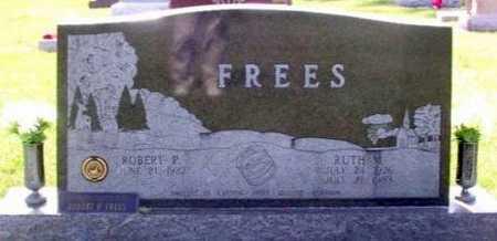 FREES, ROBERT P - Johnson County, Iowa | ROBERT P FREES