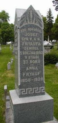 FRYAUF, JOSEF - Johnson County, Iowa | JOSEF FRYAUF