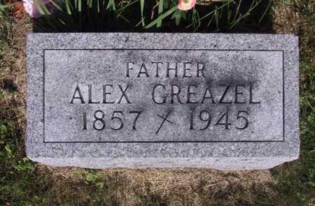 GREAZEL, ALEX - Johnson County, Iowa | ALEX GREAZEL