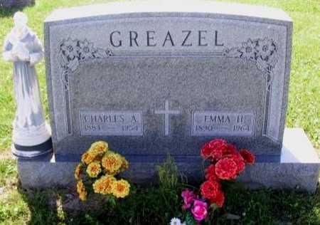 GREAZEL, EMMA H - Johnson County, Iowa | EMMA H GREAZEL