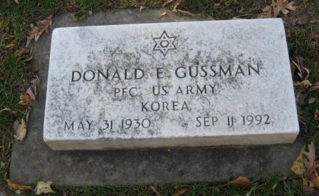 GUSSMAN, DONALD E - Johnson County, Iowa | DONALD E GUSSMAN