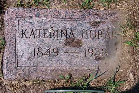 HORAK, KATERINA - Johnson County, Iowa | KATERINA HORAK