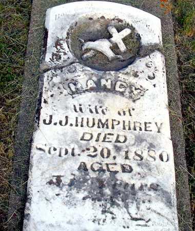 HUMPHREY, NANCY - Johnson County, Iowa | NANCY HUMPHREY