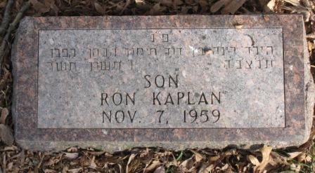 KAPLAN, RON - Johnson County, Iowa | RON KAPLAN