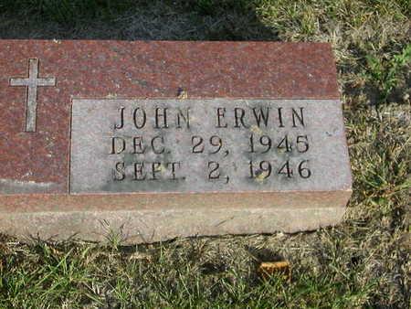 KELLEY, JOHN ERWIN - Johnson County, Iowa | JOHN ERWIN KELLEY
