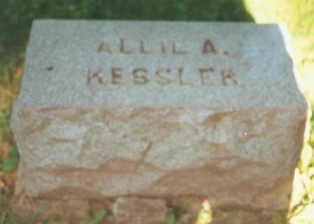 KESSLER, ALLIE A. - Johnson County, Iowa | ALLIE A. KESSLER