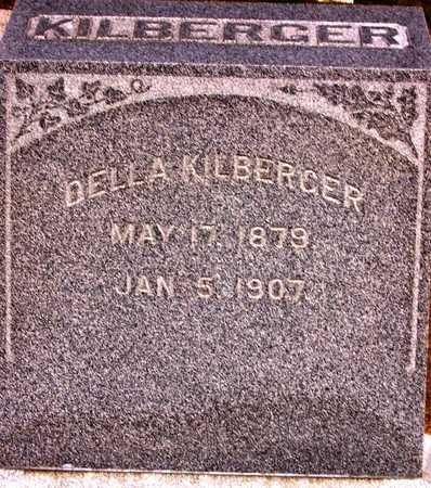 HRUBESH KILBERGER, DELLA - Johnson County, Iowa | DELLA HRUBESH KILBERGER