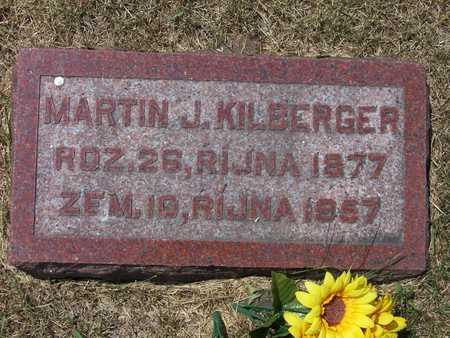KILBERGER, MARTIN - Johnson County, Iowa | MARTIN KILBERGER