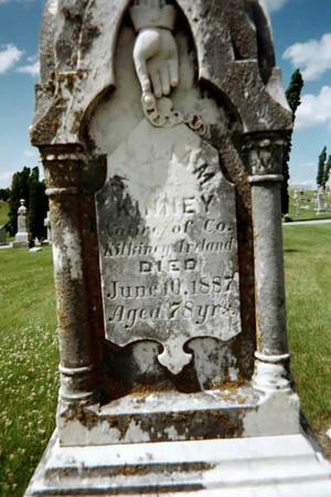 KINNEY, WILLIAM - Johnson County, Iowa | WILLIAM KINNEY