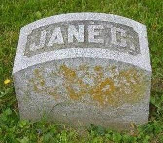 CLARK KIRKWOOD, JANE - Johnson County, Iowa | JANE CLARK KIRKWOOD