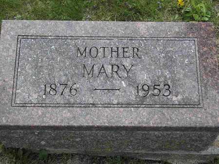 KRALL, MARY - Johnson County, Iowa   MARY KRALL