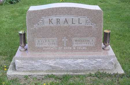 KRALL, HILDA J. - Johnson County, Iowa | HILDA J. KRALL