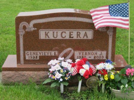 KUCERA, VERNON J - Johnson County, Iowa   VERNON J KUCERA
