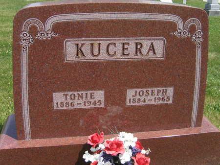 KUCERA, TONIE - Johnson County, Iowa | TONIE KUCERA