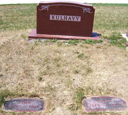 JOSIFEK KULHAVY, MARY - Johnson County, Iowa | MARY JOSIFEK KULHAVY