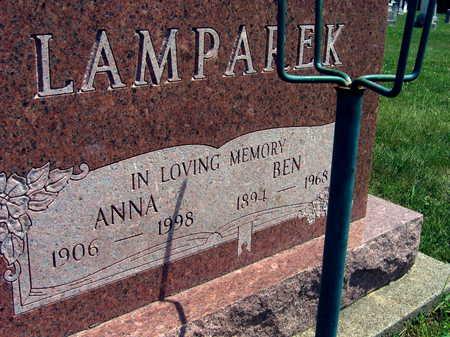 LAMPAREK, ANNA - Johnson County, Iowa | ANNA LAMPAREK