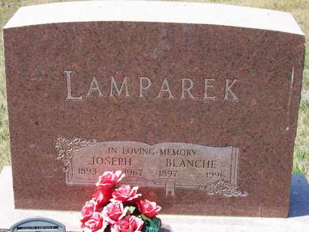 CECH LAMPAREK, BLANCHE - Johnson County, Iowa | BLANCHE CECH LAMPAREK