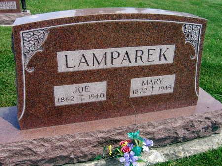 LAMPAREK, MARY - Johnson County, Iowa | MARY LAMPAREK