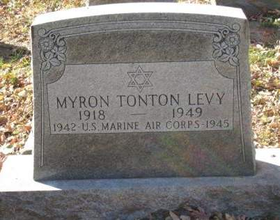 LEVY, MYRON TONTON - Johnson County, Iowa | MYRON TONTON LEVY