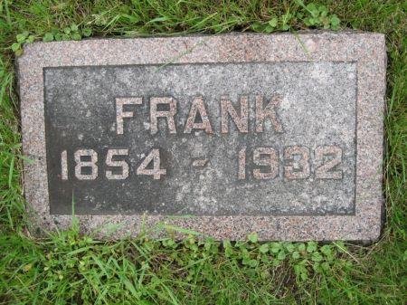 LUDVICEK, FRANK - Johnson County, Iowa | FRANK LUDVICEK