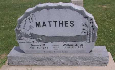 MATTHES, DONNA M - Johnson County, Iowa | DONNA M MATTHES