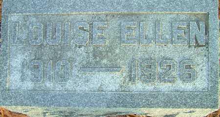 MEHAFFEY, LOUISE ELLEN - Johnson County, Iowa | LOUISE ELLEN MEHAFFEY