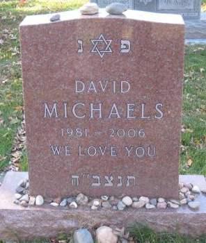 MICHAELS, DAVID - Johnson County, Iowa | DAVID MICHAELS