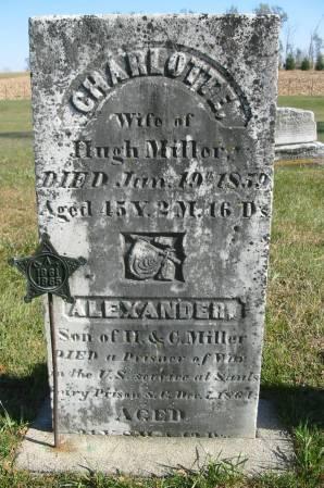 HALE MILLER, CHARLOTTE - Johnson County, Iowa | CHARLOTTE HALE MILLER