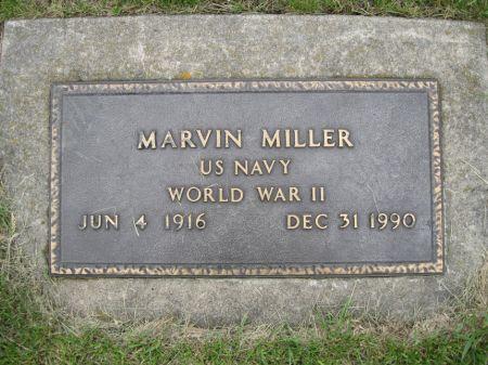 MILLER, MARVIN - Johnson County, Iowa   MARVIN MILLER
