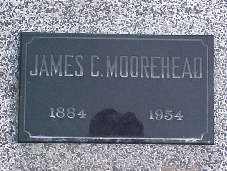 MOOREHEAD, JAMES C. - Johnson County, Iowa | JAMES C. MOOREHEAD